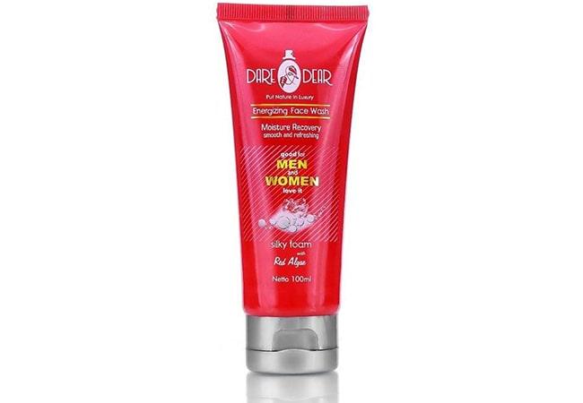DARE & DEAR Energizing Face Wash