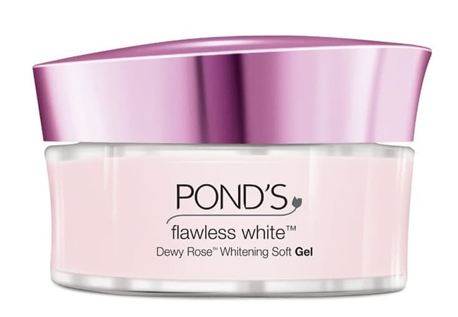 Ponds Flawless White Dewy Rose Gel