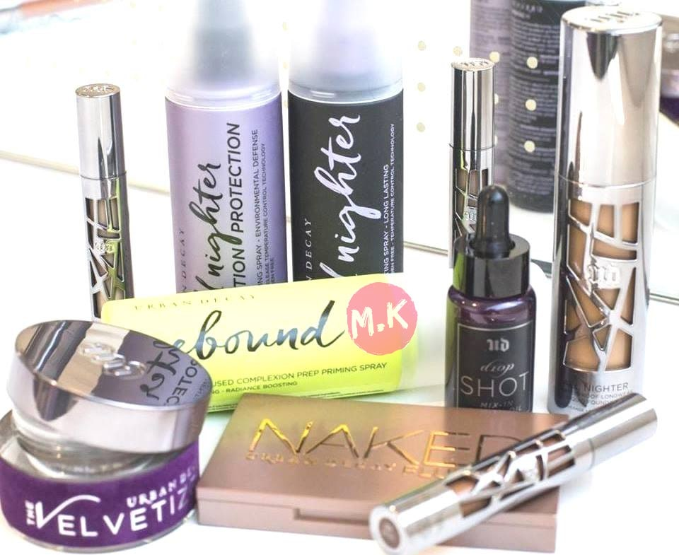 produk makeup Urban Decay