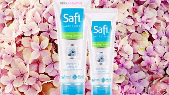 review Safi untuk kulit berminyak