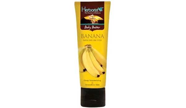 Herborist Body Butter Banana with Shea Butter, Herborist Body Butter
