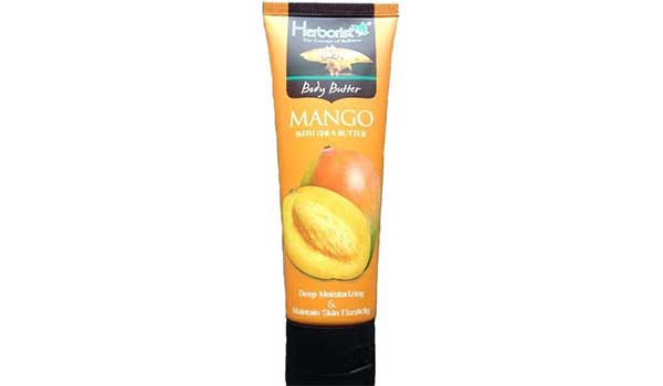 Herborist Body Butter, Herborist Body Butter Mango with Shea Butter