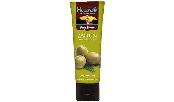 Herborist Body Butter Zaitun with Shea Butter, Herborist Body Butter