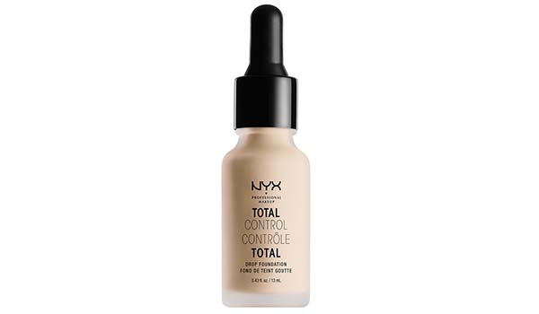 harga foundation NYX, NYX Professional Make Up Total Control Drop Foundation