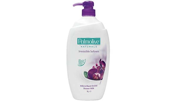 Palmolive Naturals Milk and Black Orchid Shower Milk, Sabun Mandi Cair Terbaik