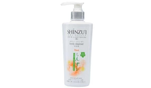 Sabun Mandi Cair Terbaik, Shinzui Hana Body Cleanser