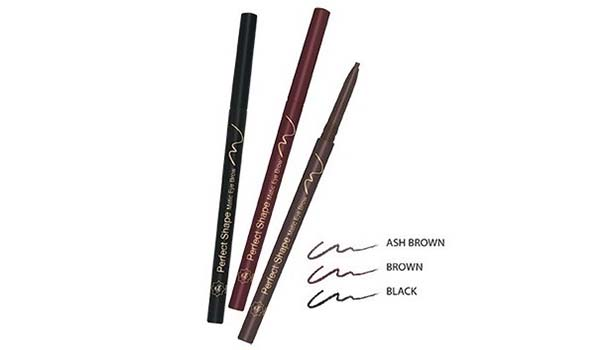 Viva Queen Perfect Shape Pencil Matic Eye Brow, harga pensil alis Viva