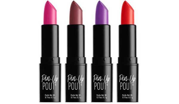 NYX Cosmetics Pin-Up Pout Lipstik, harga lipstik NYX