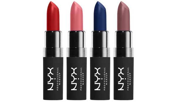 harga lipstik NYX, NYX Cosmetics Velvet Matte Lipstik
