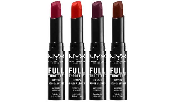 NYX Professional Makeup Full Throttle Lipstik, harga lipstik NYX