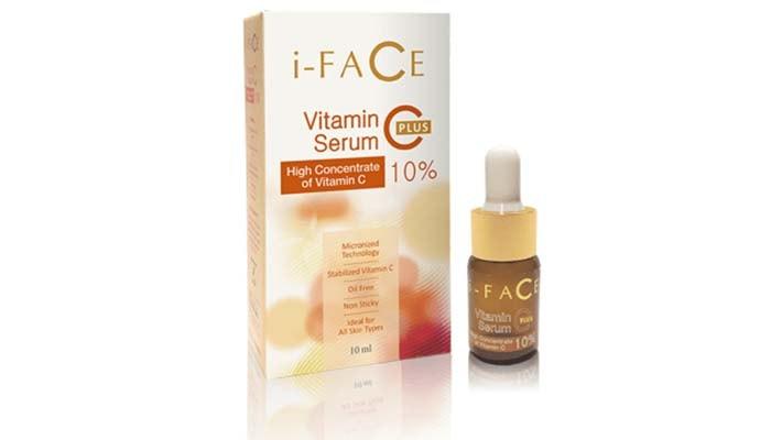 I-Face Vit. C Serum