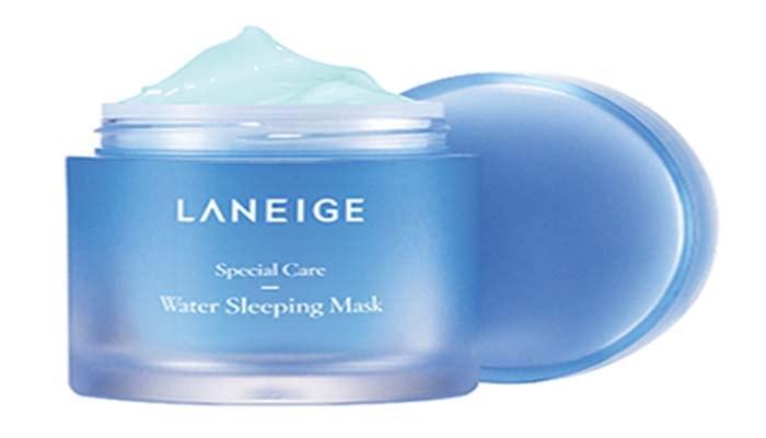 Laneige Water Sleeping Mask, daftar produk skincare korea terbaru