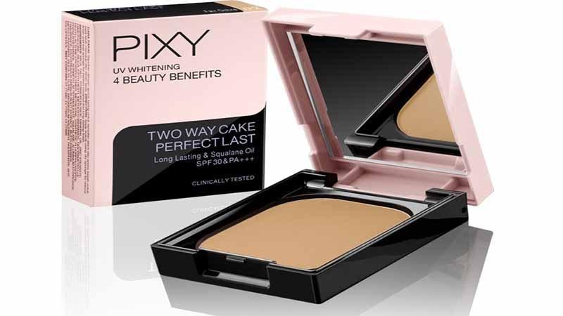 Base Makeup PIXY, PIXY UV Whitening TWC Perfect Last