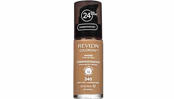 foundation untuk kulit berminyak, Revlon ColorStay Makeup for Combo Oily Skin