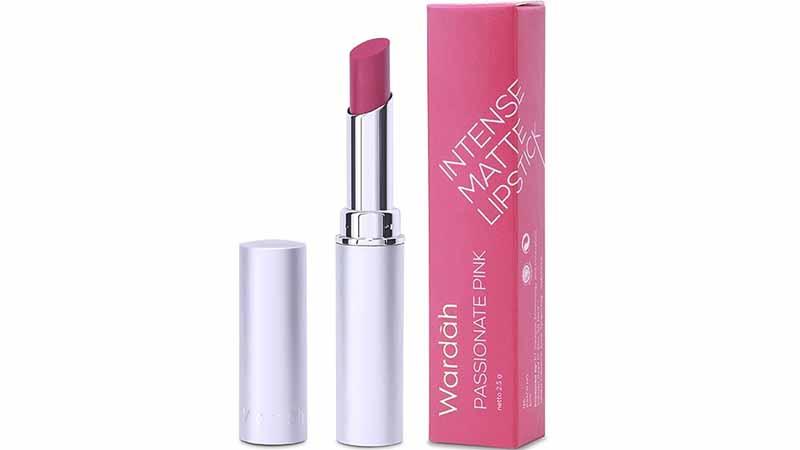 Produk Lipstik Wardah, Wardah Intense Matte Lipstick