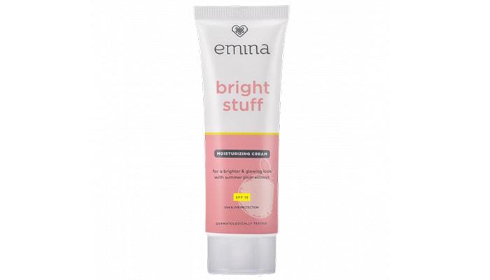Emina Bright Stuff Moisturizing Cream, skincare emina untuk pencerah