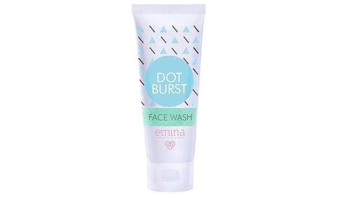Emina Dot Burst Face Wash