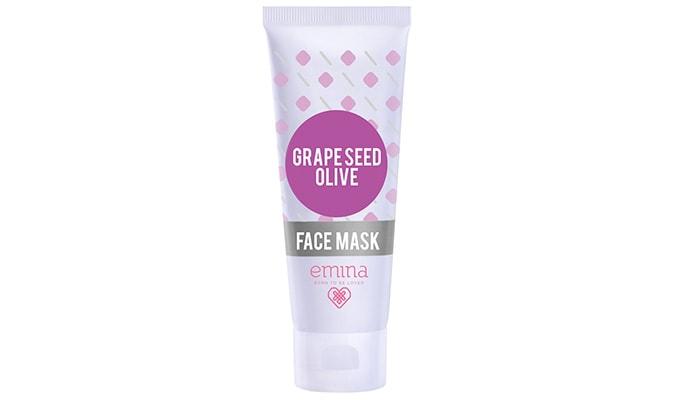 Emina Grape Seed Olive Face Mask