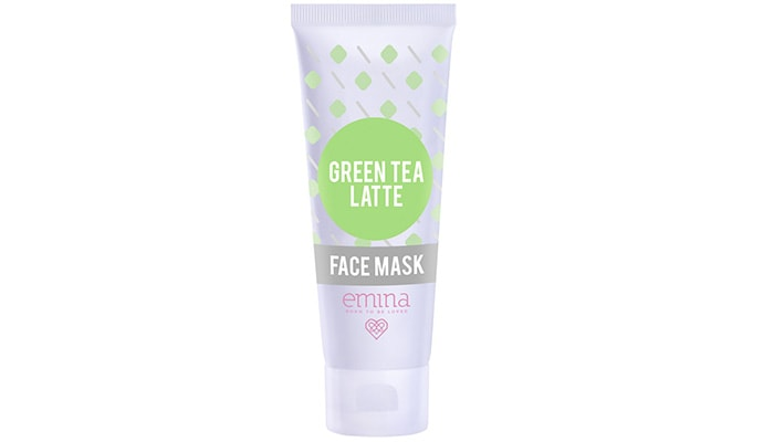 Emina Greentea Latte Face Mask