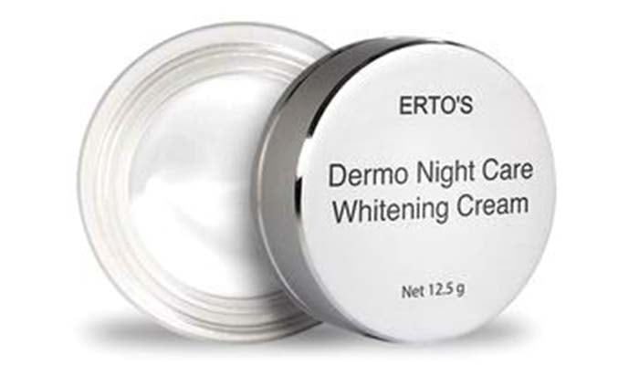 Ertos Dermo Night Care Whitening Cream