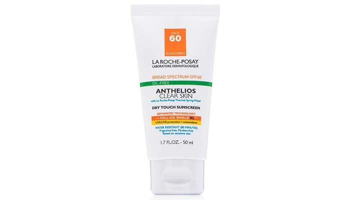 La Roche-Posay Anthelion Clear Skin Face Sunscreen For Oily Skin SPF 60