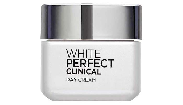 Loreal Paris White Perfect Clinical Day Cream, produk cream penghilang flek hitam aman