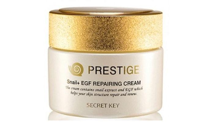 Secret Key Prestige Snail + EGF Repairing Cream