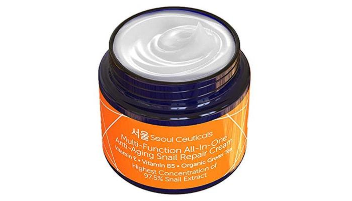 Seoul Ceuticals All-In-One Anti-Aging Snail Repair Cream