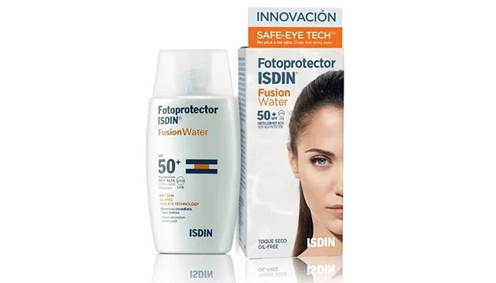 ISDIN Fotoprotector Fusion Water Color SPF 50