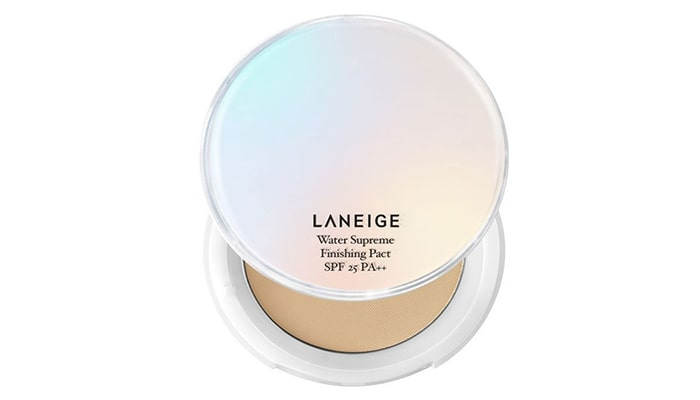 Laneige Water Supreme Finishing Pact SPF 25 No.2, produk bedak terlaris Laneige
