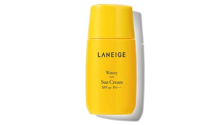 Laneige Watery Suncream SPF 50