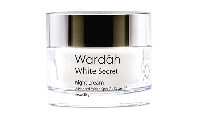 Wardah White Secret Night Cream