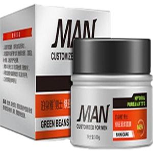 BIOAQUA Green Beans Mud Face Cleansing Skin Mask For Men