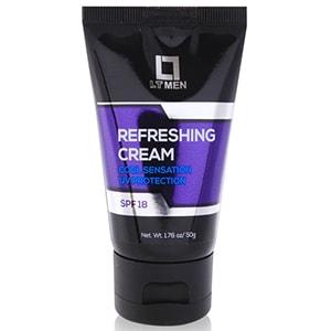 LT Men Refreshing Cream, krim pemutih wajah pria terbaik