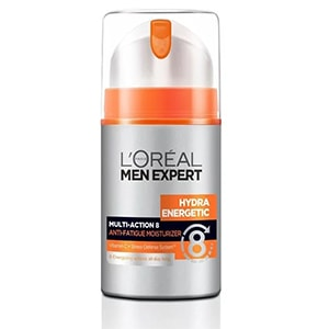 Loreal Men Hydra Energetic Multi-Action 8 Reviving Moisturizer