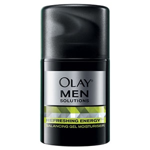Olay Men Solutions Balancing Gel Mousturiser