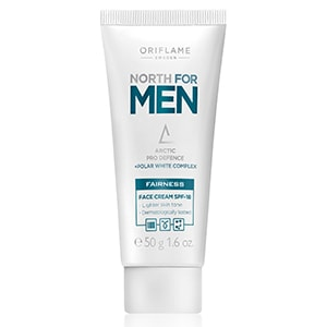Oriflame North For Men Fairness Face Cream