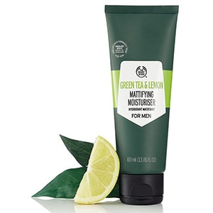 The Body Shop Energising Moisturiser Mens