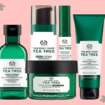 The Body Shop Tea Tree Oil Untuk Kulit Berjerawat