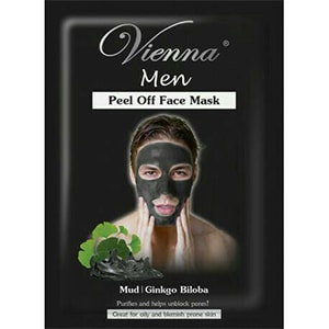 Vienna Men Peel Off Face Mask