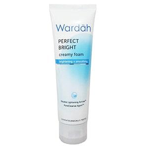 Wardah Creamy Foam Brightening Smoothing