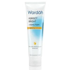 Wardah Perfect Bright Creamy Foam Oil Control
