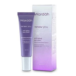 Wardah Renew You Anti Aging Eye Cream, Eye Cream Wardah Untuk Usia 40 Tahun