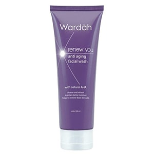 Wardah Renew You Anti Aging Facial Wash