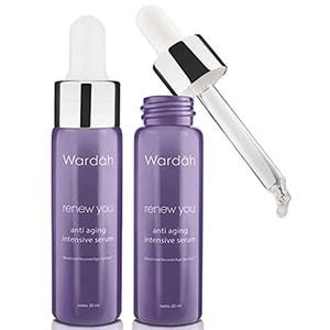 Wardah Renew You Anti Aging Intensive Serum, Serum Wardah untuk usia 40 tahun
