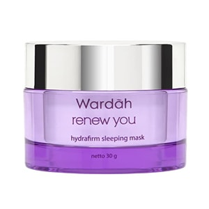 Wardah Renew You Hydrafirm Sleeping Mask
