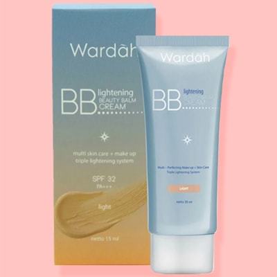 BB Cream Wardah Lightening