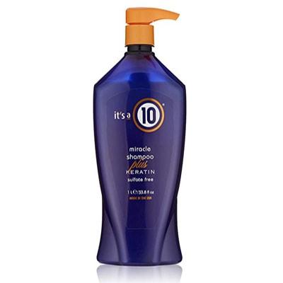 Its A 10 Miracle Shampoo Plus Keratin