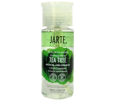 Jarte Beauty Micellar Oil-Infused Cleansing