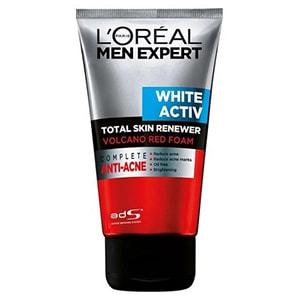 LOreal Men Expert White Activ Total Skin Renewer, pembersih wajah pria l'oreal